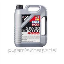 NEU - 1x LIQUI MOLY 3741 Top Tec 4300 5W-30, 5 Liter (EUR 13,39/L)