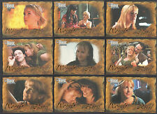 THE QUOTABLE XENA (Rittenhouse/2003) Complete WORDS FROM THE BARD Chase Card Set