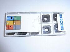 NEU 10 SECO SEEX1204AFTN-M14 MP1500 mit Rechnung Wendeplatten