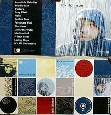 Jack Johnson 2002 brushfire 2 sided promo poster *MINT cond. NEW old stock*!!