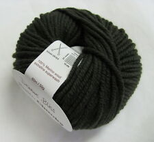 40% OFF! Debbie Bliss RIALTO CHUNKY Extrafine Merino Wool Superwash #08 Forest
