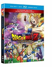 Dragon Ball Z: Battle of Gods (Blu-ray/DVD, 2014, 3-Disc Set, Uncut/Theatrical)