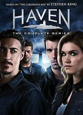 Haven: Complete TV Series Seasons 1-6 1 2 3 4 5 6 One to Six DVD Boxed Set NEW!