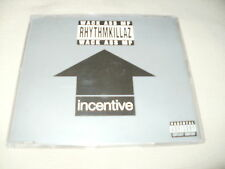 RHYTHMKILLAZ - WACK ASS MF - INCENTIVE DANCE CD SINGLE - RHYTHM KILLAZ