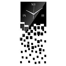 2016 new 51 clock Large Mirror home decoration watch wall clocks Living Room ...