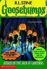 Attack of the Jack-O'-Lanterns (Goosebumps) by R. L. Stine, Good Book