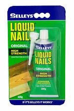 Selleys Liquid Nails Original High Strength Construction Adhesive 100g 04-963
