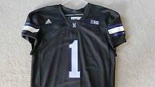 Northwestern Wildcats Authentic Game Issued Used Jersey sz 50