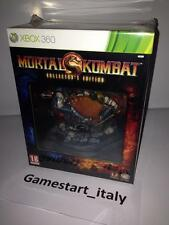 MORTAL KOMBAT KOLLECTOR'S COLLECTOR'S EDITION - XBOX 360 - NEW PAL VERSION