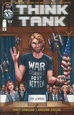Think Tank #8 Comic Book 2013 - Image