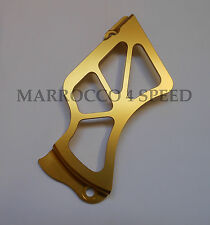 Cagiva Alu Ritzelabdeckung Gran Canyon Elefant 900 gold Sprocket Cover