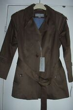 BRONZE LADIES COAT-M --MARC NEW YORK BNWT