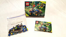Lego 7050 Alien Conquest Defender 100% Complete Box Manual Minifigures 105 pcs