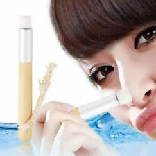 Deep Cleaning Blackhead Nose Face Brush Sebum Exfoliating Pores Wooden Skin Tool