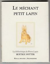 Le méchant petit lapin Beatrix Potter
