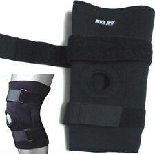 stabile Kniegelenkbandage mit herausnehmbaren Schienen (Kniebandage; Kniestütze)