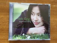 DEB FUNG INNERMOST BEING MUSIC CD 12 SONGS GREAT SHAPE