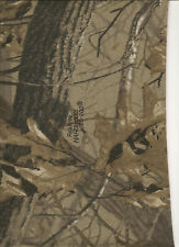 Realtree Hardwood 20-200 rib knit fabric