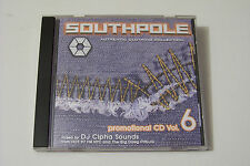 DJ CYPHA SOUNDS - SOUTHPOLE PROMOTIONAL CD VOL 6 (Mos Def Ludacris Noreaga)