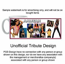 Aaliyah Ceramic Mug special keepsake unusual gift idea id100
