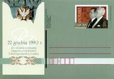 Polska Poland 2010 Fi cp 1555 22 grudnia 1990 r. 20. r. przekazania insygniów pr