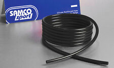 Samco Silikon Unterdruckschlauch Durchmesser 6,3mm Länge 3m - schwarz