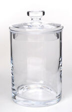 Glass Bonbon Jar With Lid  H-22 cm