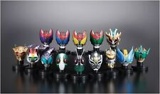 Bandai Masked Rider Head Mascolle Collection Vol.5 Full set of 14pcs + SECRET