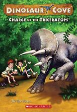Dinosaur Cove #2: Charge of the Triceratops-ExLibrary