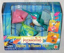 DISNEY - Pocahontas - Flutter 'n Flower FLIT - NIB - Mattel - Vintage 1995