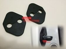 Honda 06~11 Civic coupe 2-door door lock striker cover 2pcs  ◎