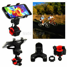 Cell Phone GPS Motorcycle MTB Bicycle Handlebar Bike Mount Holder For Universal