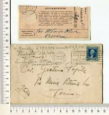 24727) USA 29.8.1932 Cover Brooklyn NY Torino (IT)