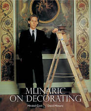 Mlinaric on Decorating,Mlinaric, David, Cecil, Mirabel,New Book mon0000028168
