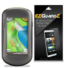 3X EZguardz LCD Screen Protector Skin HD 3X For Garmin Approach G5 Golf GPS