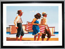 Jack Vettriano 'Sweet Bird of Youth' framed print high quality