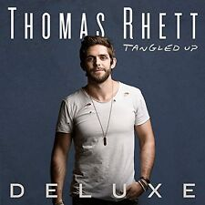 THOMAS RHETT CD - TANGLED UP [DELUXE EDITION](2016) - NEW UNOPENED - COUNTRY