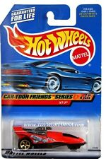 1999 Hot Wheels #986 Car-Toon Friends Series XT-3