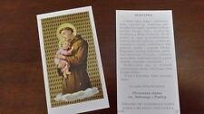 santino Antonio da Padova preghiera in polacco