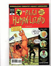 The Pitiful Human Lizard #1 (2015, Chapter House Comics) VF- Jason Loo HTF