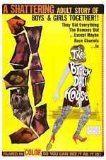 Brick Dollhouse Poster 01 Metal Sign A4 12x8 Aluminium