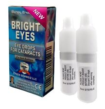 Ethos Bright Eyes NAC Eye Drops for Cataracts 1 BOX 2 x 5ml Virals 10ml