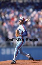 Steve Rogers Montreal Expos #45 Pitcher 1983 Original 35mm Color Slide Baseball!