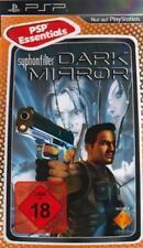 Playstation Sony PSP SYPHON FILTER DARK MIRROR Neuwertig