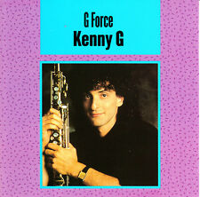Kenny g – g force CD 1996 Import