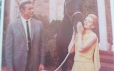RECORTE CLIPPING  SEAN CONNERY JAMES BOND 007 TIPPI HEDREN