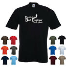 'Probably the Best Engineer in the World' Funny Engineering Birthday t-shirt