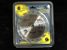 160mm x 20/16mm BORE x 18 TOOTH TCT PRO CIRCULAR SAW BLADE FOR WOOD