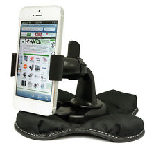 Motorola Droid RAZR MAXX DNA HD Adjustable GPS Beanbag Dashboard Friction Mount