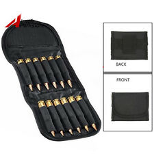 Hunting Rifle Cartridge Padded Holder Carrier 12 Round Ammo Bag for .30-06 303